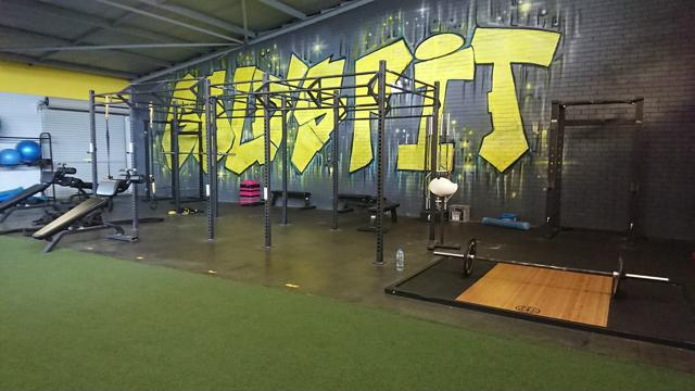 gold's gym rockingham